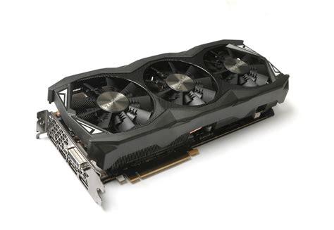 Zotac Geforce Gtx 1080 Ti 11gb Ddr5x Mini Terjamin geforce 174 gtx 980 ti zotac