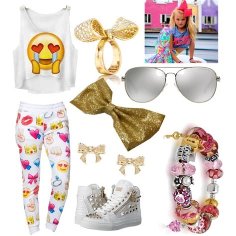 My Jojo siwa ( I love dance moms and love to dance)   Polyvore