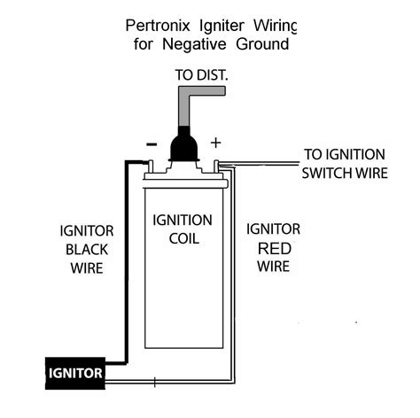 pertronix wiring diagram 24 wiring diagram images
