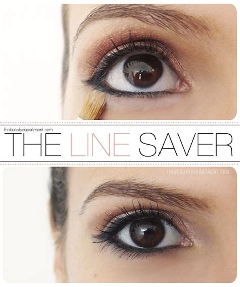 eyeliner tutorial under how to apply eyeliner perfectly by yourself step by step