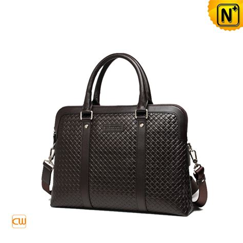 mens leather business bags braided mens leather business bags cw913259 cwmalls