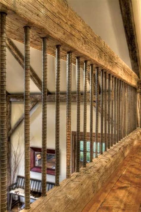 Banister And Baluster by 25 Best Ideas About Rebar Railing On Black