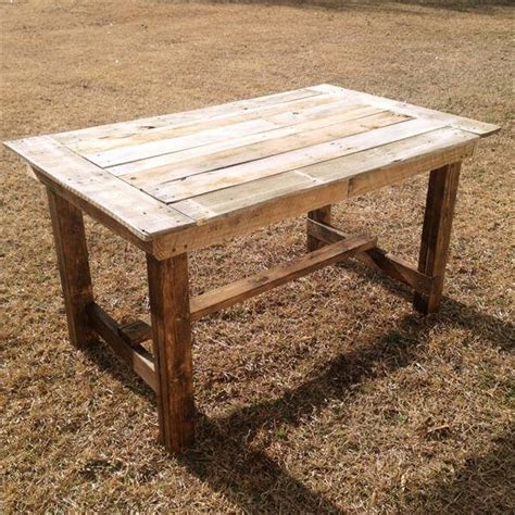 diy pallet table pallet furniture diy