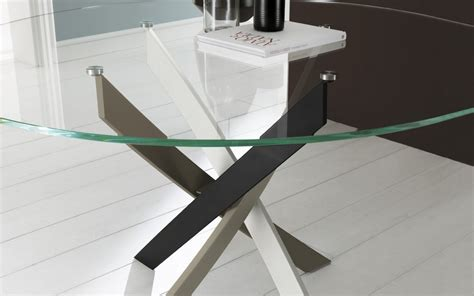 tavoli ovali moderni tavoli ovali moderni eclipse tl tavolino ovale per