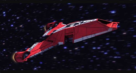 Wars Jedi Light Cruiser by Skyspirit Class Courier The Wars Exodus Visual