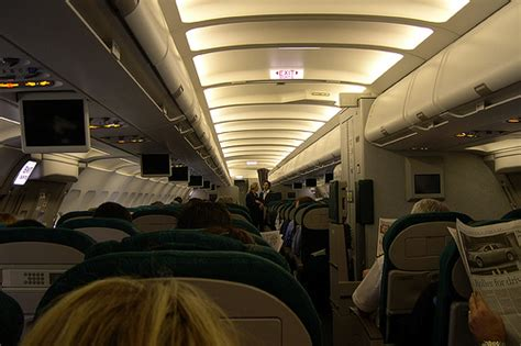 Airbus A321 Cabin by Air Canada A321 Flickr Photo
