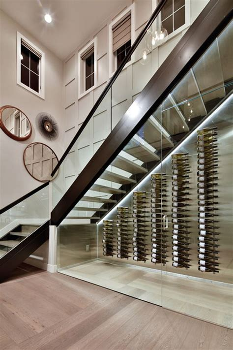 under stairs wine cellar 25 clever wine cellar storage in under the stairs house