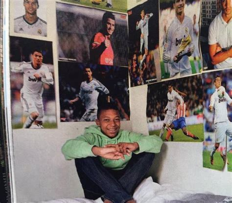 kylian mbappe on cristiano ronaldo could mbappe become ronaldo s prot 233 g 233 this summer