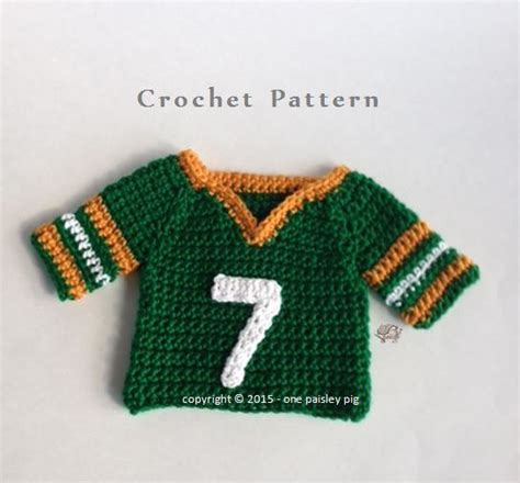 jersey pattern image free crochet pattern jersey dancox for
