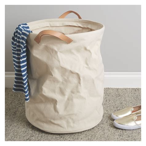 Canvas Laundry Basket Cloth Sierra Laundry Canvas Cloth Laundry