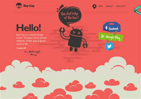 Parallax Scrolling Template parallax scrolling in web design 20 awesome parallax