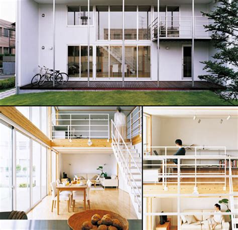 kengo kuma houses for muji yanko design