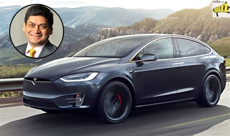tesla cars in india of india s tesla car owned by essar