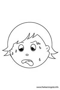 feelings coloring pages free emotions expressions coloring pages