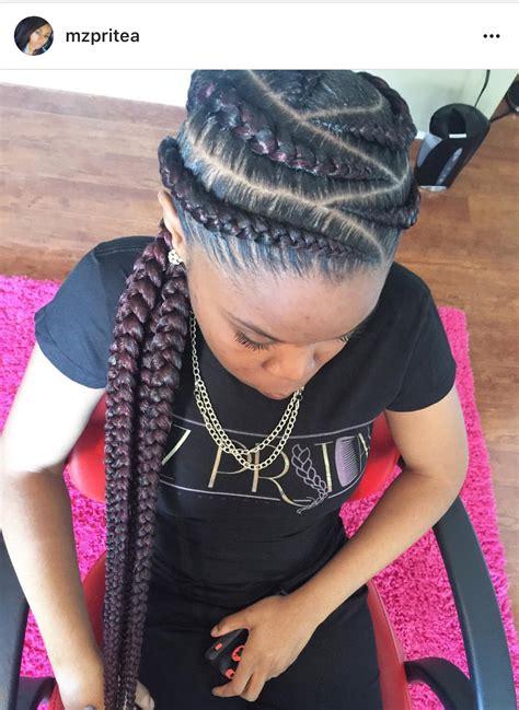 hair cut feeder hair cut feeder feed in cornrows braid styles pinterest