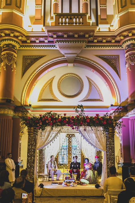 177704 glam bold melbourne indian wedding photographed by shevan j photography image polka