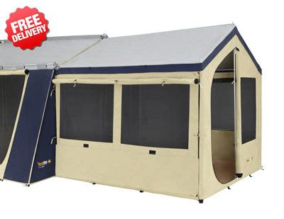 Oztrail Sunroom Oztrail Cabin Tent Sunroom Polyester Available At