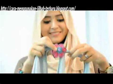 Jilbab Fatin cara memakai jilbab pashmina ala fatin shidqia