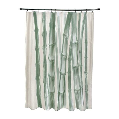 bamboo shower curtain e by design so gh1 bamboo shower curtain atg stores