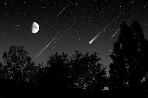 A Meteor Shower by Anything Better Than A Birthday With A Meteor Shower