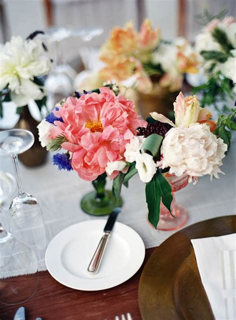 Flowers In Vases Ideas by Bud Vase Wedding Centerpieces Elizabeth Designs