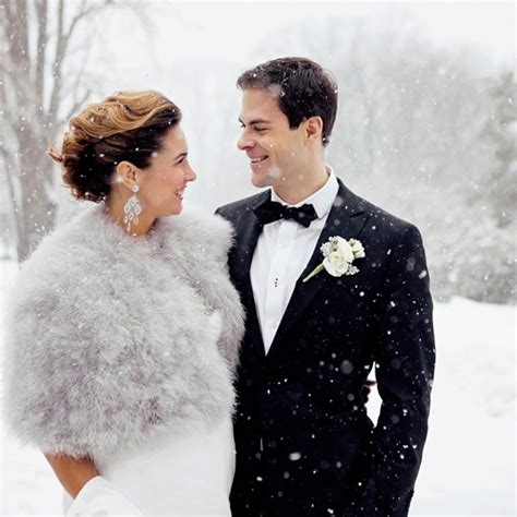 Winter Wedding Ideas winter wedding ideas from real weddings brides