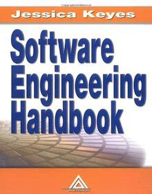 Software Engineering Handbook Pdf Download Free 0849314798