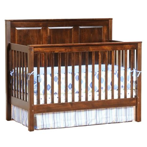 Handmade Cribs - solid wood baby cribs modern baby crib sets
