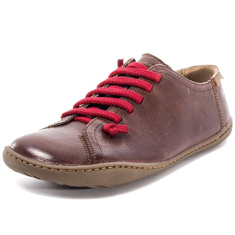 cer peu womens casual shoes in brown