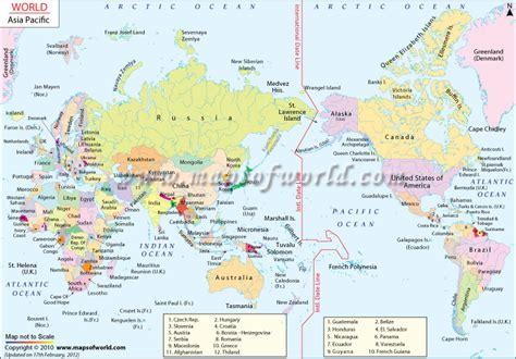 world map image asia wonderful negara terkorup di asia pasifik
