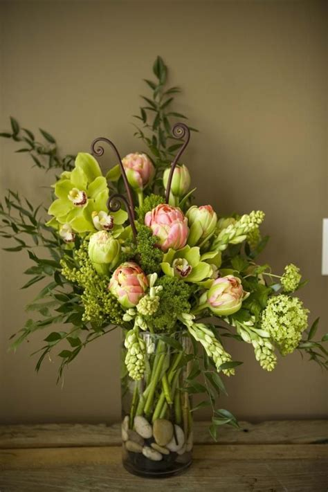 spring flower arrangement ideas wedding theme holicoffee