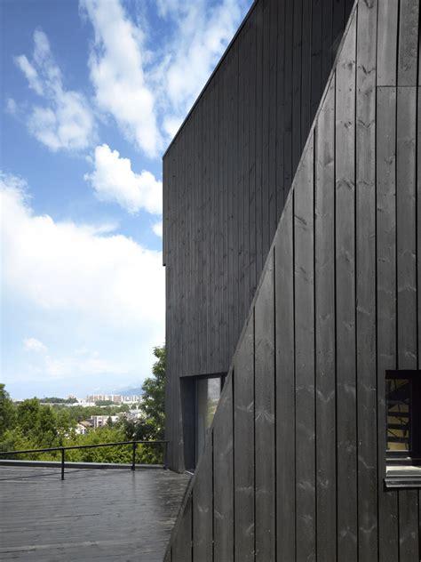 artist residency silent piece  art  monolithic architecture