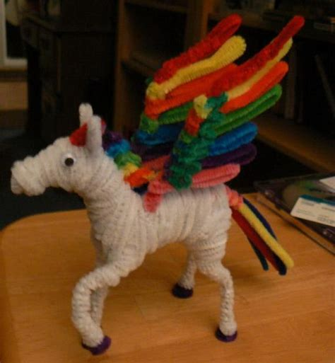awesome diy pipe cleaner animals
