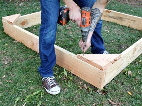 step 2 sandbox with bench how to build a covered sandbox how tos diy