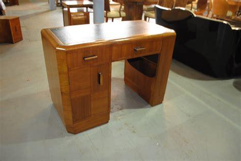 Desk Art Art Deco Walnut Desk Cloud 9 Art Deco Furniture Sales