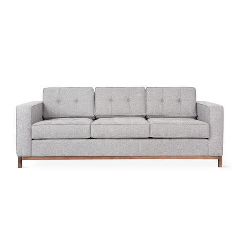 sofa base support jane sofa sofas sleepers gus modern