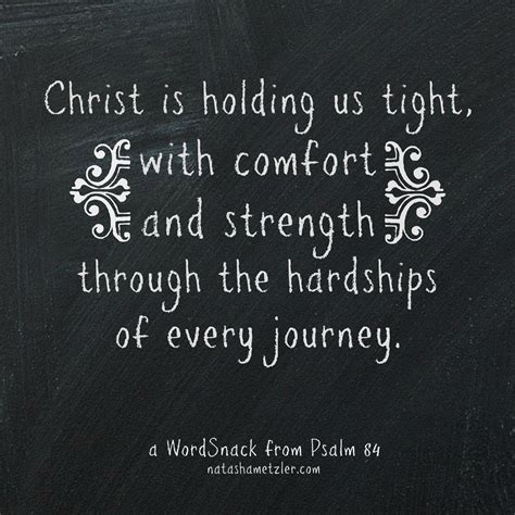 psalm of comfort comfort and strength natasha metzler