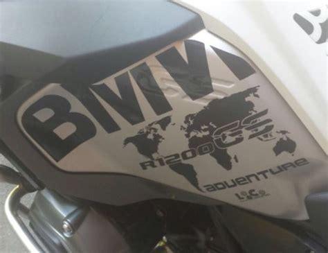 Sticker F R Motorrad Tank by Bmw R 1200 Gs Lc Serbatoio Tank Adesivi
