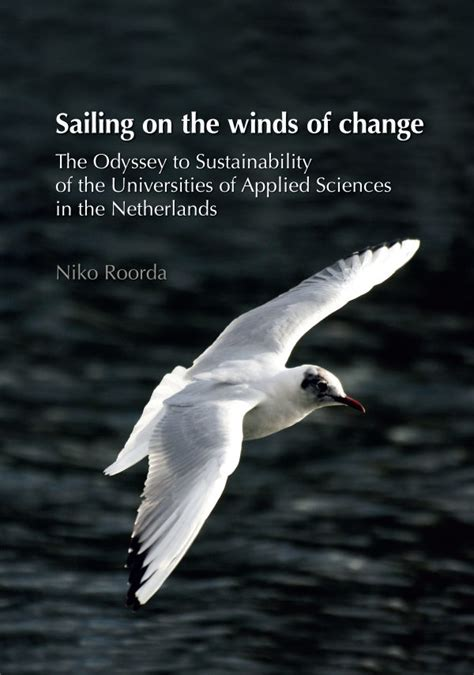 Winds Of Change sailing on the winds of change