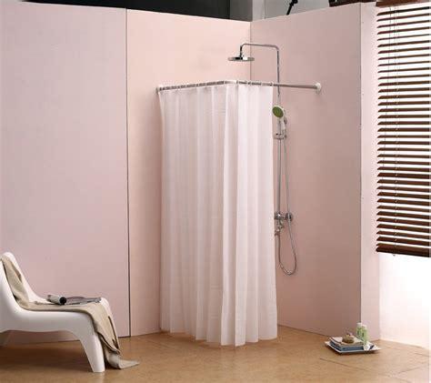 short shower curtain rods short shower curtain rod best curtains design 2016
