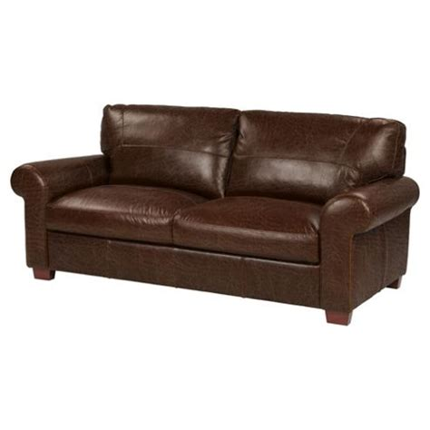 chocolate brown leather couch buy ledbury large sofa chocolate brown leather from our