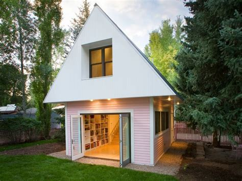 studio z home design loom artist studio is a tiny pink house boasting big eco