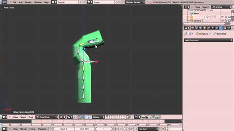 tutorial blender armature blender tutorial extra powerful control of armatures