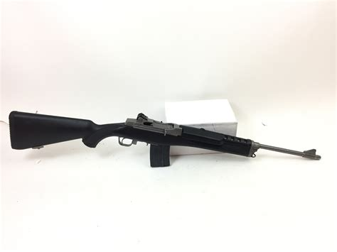 Rug Dealer Used Ruger Mini 14 223 Synthetic Stock Gunprime