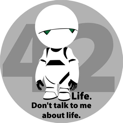 marvin the paranoid android marvin the paranoid android quotes quotesgram