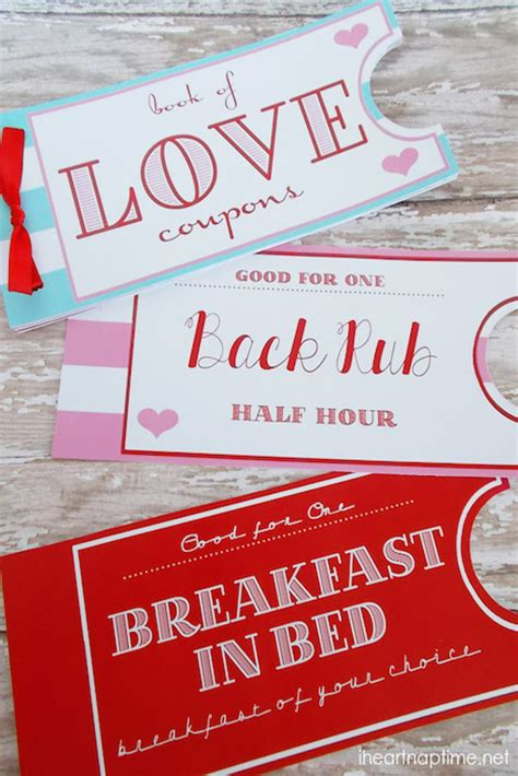 i heart nap time printable love coupons 12 free valentines themed printables