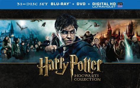 gold box deals todays deals amazoncom movie hd streaming deal harry potter complete film collection box sets dvd