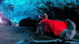 cave iceland blue ice cave exploring private tour blue iceland