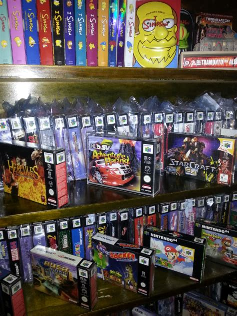 Nintendo 64 Collection 157 In 1 italia64 collection