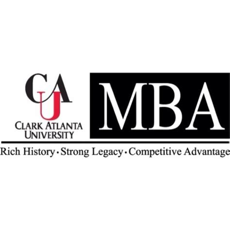 Clark Atlanta Jr Mba Program by Cau Mba Cau Mba